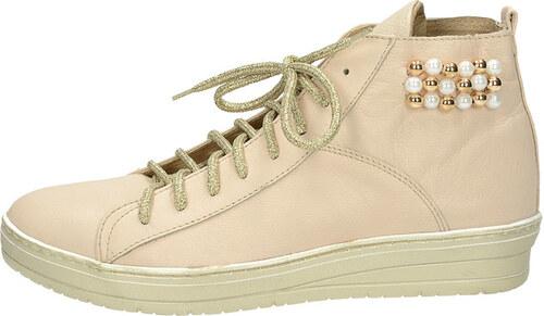 bb19ff7c75b6 Olivia shoes dámske pohodlné tenisky - béžové - Glami.sk