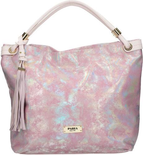 Pabia dámska kabelka - ružová - Glami.sk 2e479209421