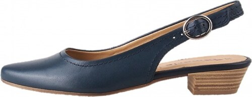 10ff97f6e5 Tamaris dámske kožené sandále - modré - Glami.sk