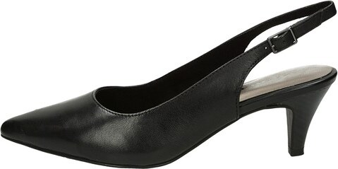 Tamaris dámske kožené sandále s remienkom - čierne - Glami.sk 11d81f6aa30