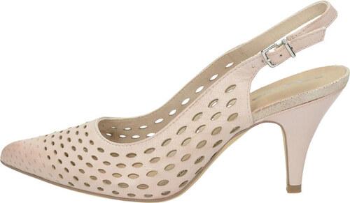 f9ba991ff6 Tamaris dámske sandále - ružové - Glami.sk