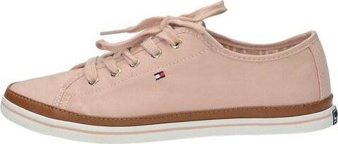 a8b3b9ef3c Tommy Hilfiger dámske štýlové tenisky - ružové - Glami.sk