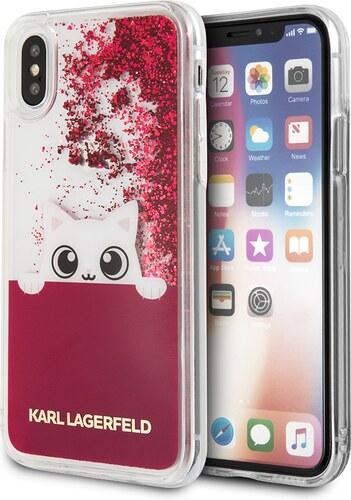 Ochranný kryt pro iPhone X - Karl Lagerfeld 4c3617a81af