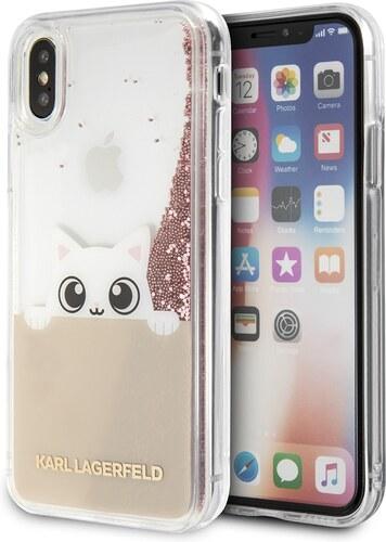Ochranný kryt pro iPhone XS   X - Karl Lagerfeld d402b8e68e5
