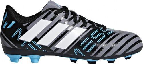 Chlapecké kopačky lisovky adidas Performance NEMEZIZ MESSI 17.4 FxG J (Šedá    Biela   Čierna 44b234d397