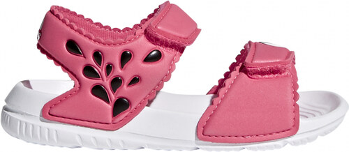 c1ac22132dc7 Dievčenské sandále adidas Performance AltaSwim g I (Ružová   Biela   Čierna)