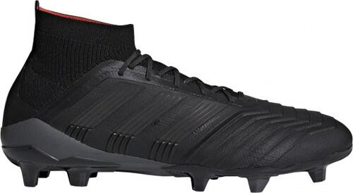 Pánské kopačky lisovky adidas Performance PREDATOR 18.1 FG (Černá   Červená) a1f012a1ab