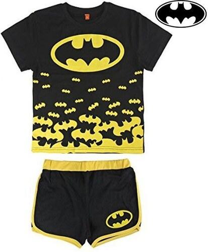 Fiú Nyári Pizsamát Batman 8163 (6 év méret) Fiú Batman PIZSAMA ... 57784b1e8d