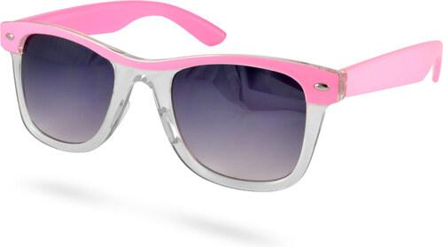 EverShade Ružové retro slnečné okuliare V2 - Glami.sk f7a7d19efb2