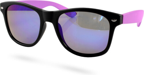 EverShade Slnečné retro okuliare s fialovými nožičkami - Glami.sk dd097f72dfb