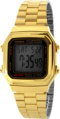 Zlaté retro hodinky Casio Multi Gold 10922f8fb2