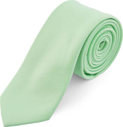 0cf35e4cd6 TND Basics Mentazöld egyszerű nyakkendő - 6 cm - Glami.hu