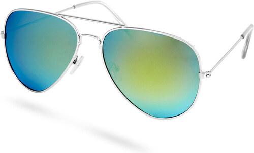 Paul Riley Arany és kék színű polarizált pilóta napszemüveg - Glami.hu 4d7112e03a