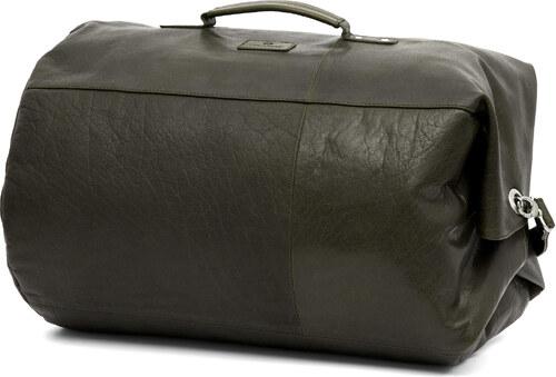 9615e950cf28 Lucleon Montreal Classic olajzöld katonai stílusú táska - Glami.hu