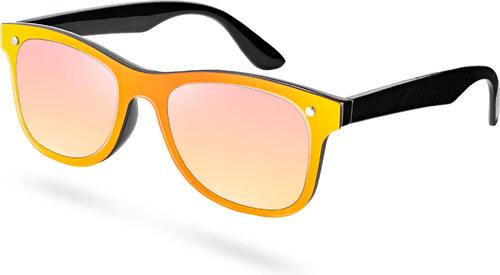Paul Riley Slnečné okuliare so žlto-čiernymi obrúčkami - Glami.sk ffe6ad169df