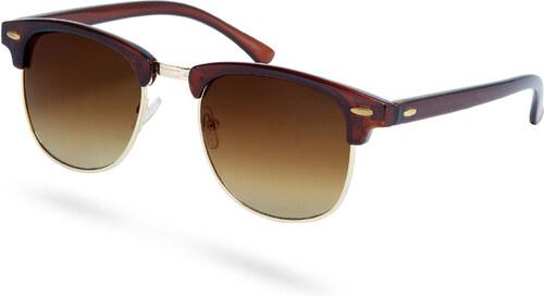Paul Riley Hnedé slnečné okuliare Gradient Browline - Glami.sk 0e9528920dc