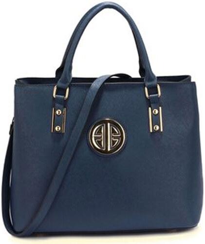 Dámska kabelka - modrá - Glami.sk 2265e2e1892