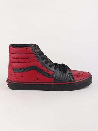 Boty Vans UA Sk8-Hi (Marvel) Deadpool Black - Glami.cz 6146e2166c