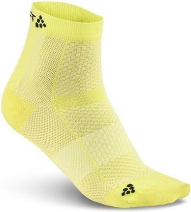 cccab23dffd Ponožky CRAFT Cool Mid 2-pack 1905044-2809 žlutá - Glami.sk