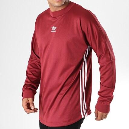 Adidas Crewneck Jersey Bandes Brodées Sweat Authentic Stripe S4qnxHSPwr