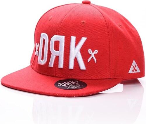 Dorko Drk Snapback Black white férfi baseball sapka - Glami.hu c43c73585e