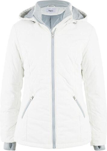 Bonprix Prešívaná bunda s kontrastnými zipsmi - Glami.sk 1bc508e493d