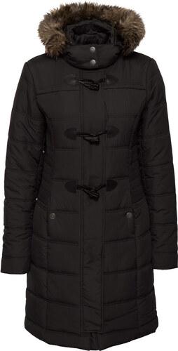 Bonprix Prešívaná bunda s odnímateľnou umelou kožušinkou - Glami.sk f455fc93b39
