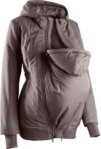 Bonprix Tehotenská bunda s dvomi vsadeniami - Glami.sk 00696c7cc63