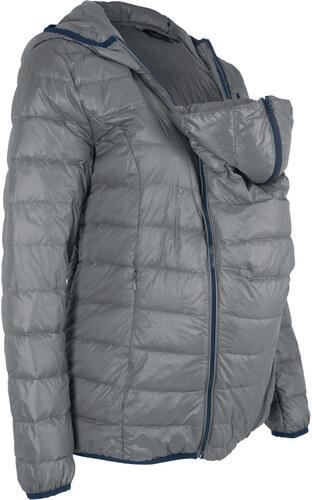 Bonprix Páperová tehotenská bunda s vsadkou pre bábätko - Glami.sk 21ac79adea6