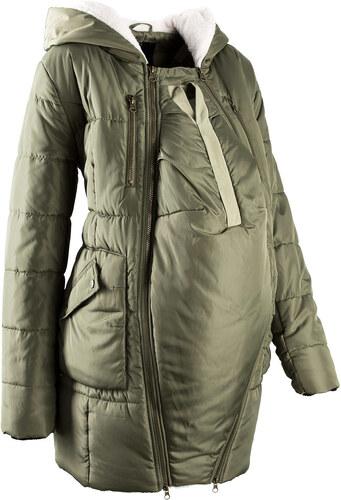 585f1660bc Bonprix Bélelt kismama kabát baba-betéttel - Glami.hu