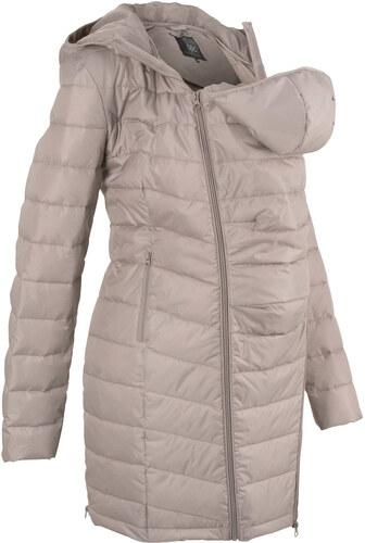 Bonprix Tehotenský kabát s ochranou pre bábätko - Glami.sk a31ff605c0b