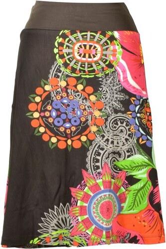 079b70360e5 Černá sukně ke kolenům