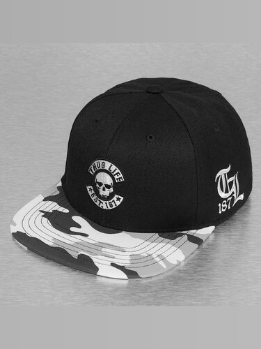Thug Life Ragthug Snapback Cap Black Standard - Glami.hu fbd90586f5