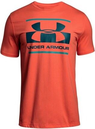 3fcf1a5e6 Pánské tričko Under Armour Blocked Sportstyle Logo T-Shirt-847-LG ...