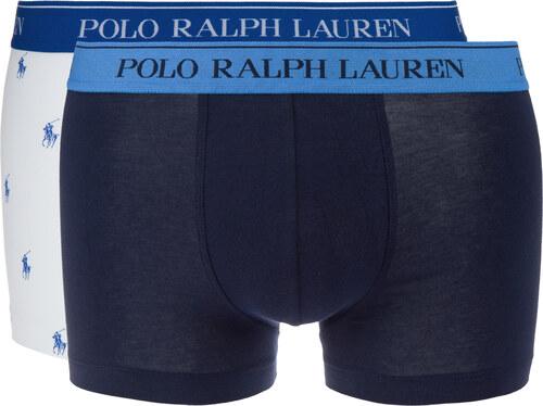 47d001dc6b Polo Ralph Lauren Boxerky 2 ks Modrá Bílá - Glami.cz
