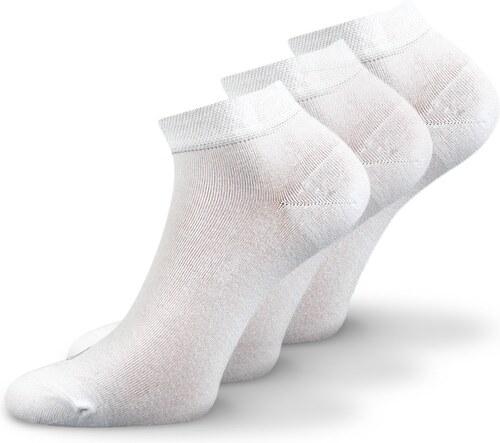 Lonka 3 pack bambusových ponožiek Desi biele biela - Glami.sk 6eaaf266e3