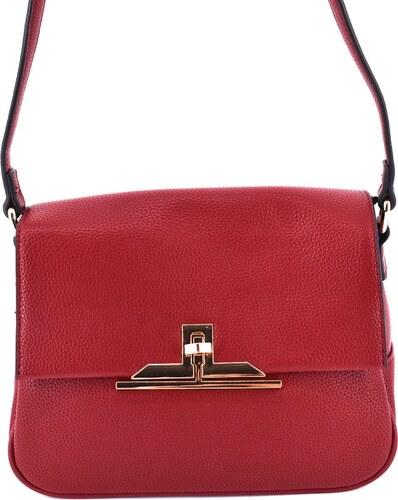 Dámská kabelka crossbody - červená - Glami.cz ddb611c2787
