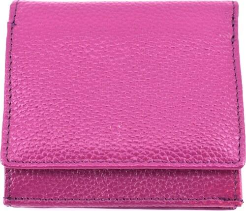 Dámská kožená peněženka Arteddy-fialová - Glami.cz cd74e53d245