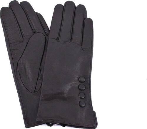 Dámské kožené rukavice Arteddy - tmavě šedá (M) - Glami.cz 00dc652dc4