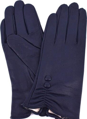 Dámské kožené rukavice Arteddy - modrá (M) - Glami.cz 9ecefc3e4c