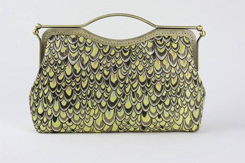 adfe36bb23e3 Egyedi SUI boríték táska arany színben - Glami.hu