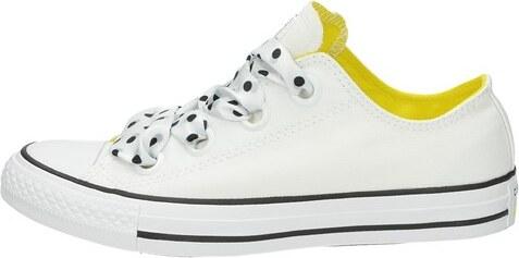 Converse dámske štýlové tenisky - biele - Glami.sk 62f78589cbc