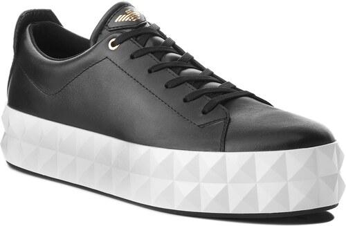 2d24ddb015 Sneakersy EMPORIO ARMANI - X3X059 XF258 00002 Black - Glami.cz