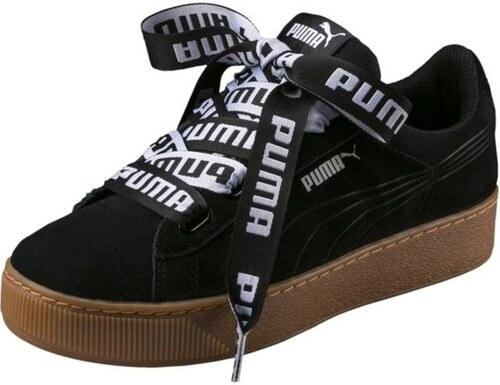 Dámské Tenisky Puma Vikky Platform Ribbon Bol Puma Black - Glami.sk 53cf08c398