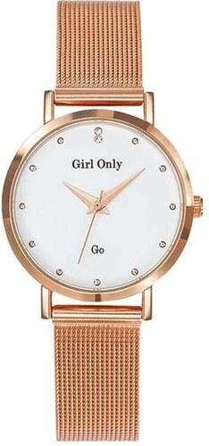 GO - Girl Only Női Fémszíjas Karóra - 695903 - Glami.hu e13e13d359