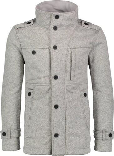 Nordblanc Šedý pánsky svetrový softshellový kabát SUAVE - NBWSM6596 ... 08a519e0be1