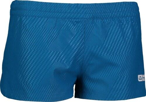 Nordblanc Modré dámské šortky na běhání CUBE - NBSPL6180 - Glami.cz aa8406aa17