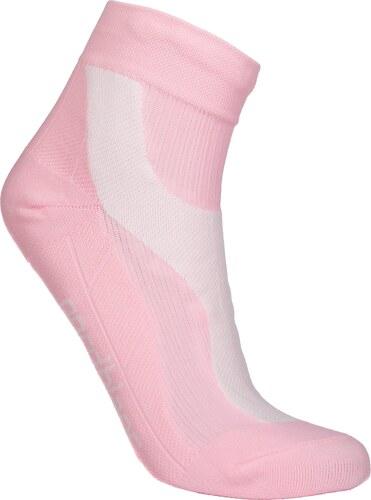 62d2ea8027984 Nordblanc Ružové kompresné športové ponožky LUMP - NBSX16373 - Glami.sk