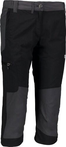 95a0efa1a0c2 Nordblanc Čierne dámske krátke outdoorové nohavice PEARUS - NBSPL2352