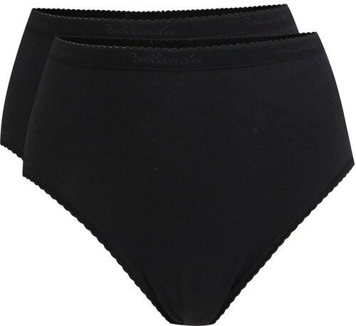 5ee44d20197 Sada dvou kalhotek s vysokým sedem v černé barvě Bellinda - Glami.cz